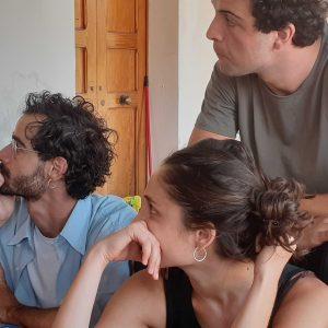 Valigialab 2021 – giorno 8 Laboratorio residenziale gratuito sulle tecniche di recitazione condotto da Isabella Ragonese con la collaborazione di Fabrizio Deriu e Giuseppe Sangiorgi - ph ©Giovanna Gravina